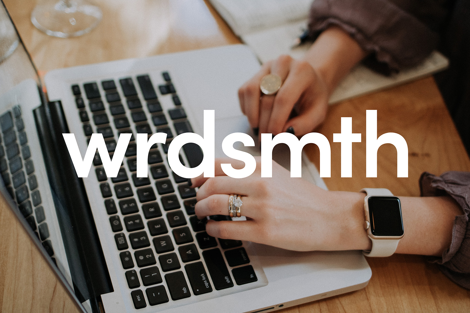 Louise Backman Smith – wrdsmth – logotype