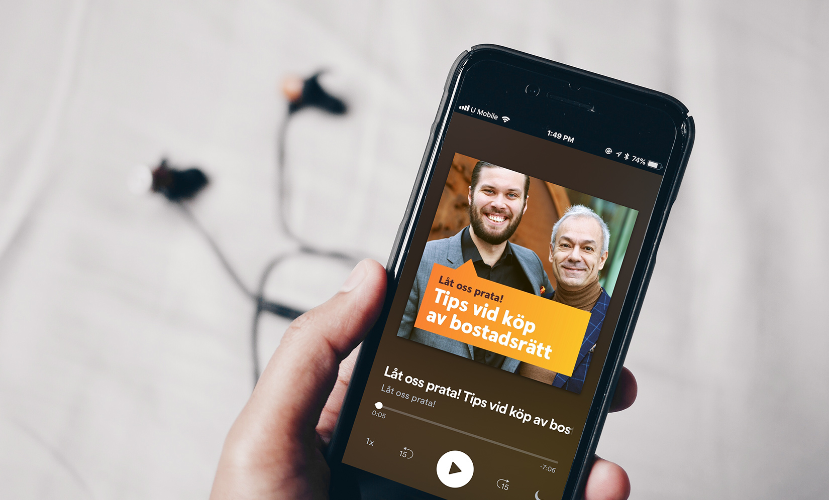Swedbank podcast